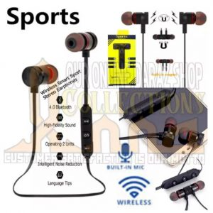 Magnetic Bluetooth Wireless Stereo In-Ear Sports Handfree / Earphone M5