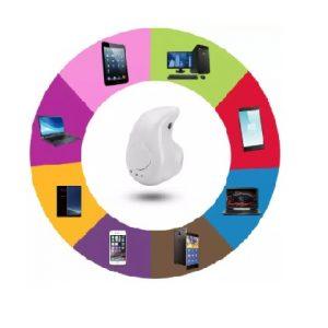 Mini Wireless Invisible Bluetooth Handfree Earphone Handsfree Headphone