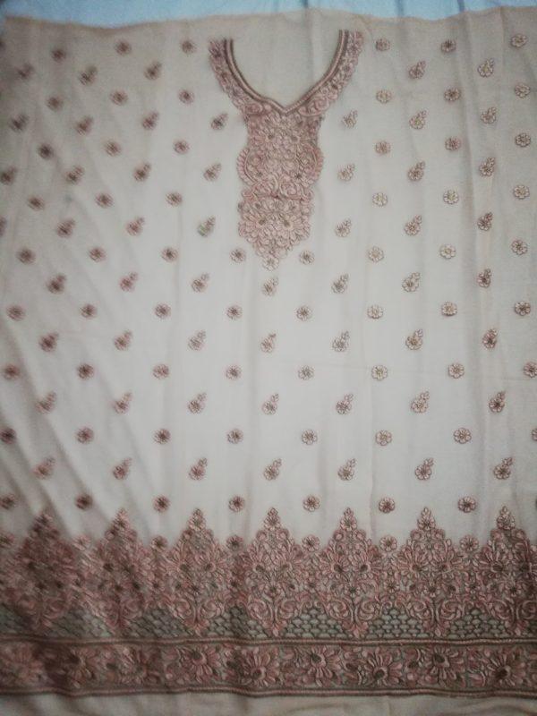 Unstitched Fibric