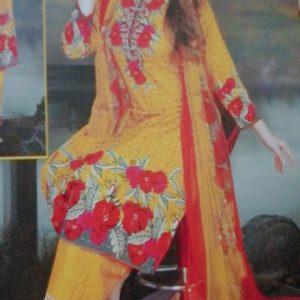 Indian Malai suit 3 Piece
